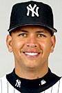 Alex Rodriguez - Jugador de béisbol de los New York Yankees
