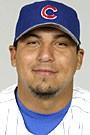 Carlos Zambrano - Jugador de béisbol de los Chicago Cubs