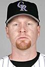Aaron Cook - Jugador de béisbol de los Colorado Rockies
