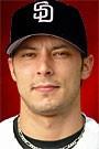 Clay Hensley - Jugador de béisbol de los San Francisco Giants