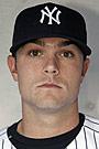 David Robertson - Jugador de béisbol de los New York Yankees