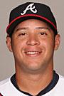 Gregor Blanco - Jugador de béisbol de los San Francisco Giants