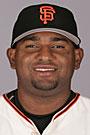 Pablo Sandoval - Jugador de béisbol de los San Francisco Giants