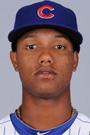 Starlin Castro - Jugador de béisbol de los Chicago Cubs