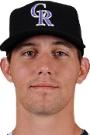 Christian Friedrich - Jugador de béisbol de los Colorado Rockies