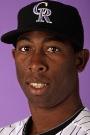 Edwar Cabrera - Jugador de béisbol de los Colorado Rockies