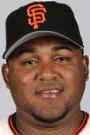 Jean Machi - Jugador de béisbol de los San Francisco Giants