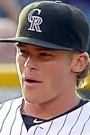 Josh Rutledge - Jugador de béisbol de los Colorado Rockies