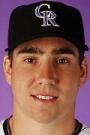 Matt McBride - Jugador de béisbol de los Colorado Rockies