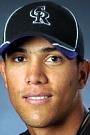 Rafael Ortega - Jugador de béisbol de los Colorado Rockies