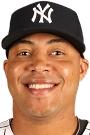 Cesar Cabral - Jugador de béisbol de los New York Yankees