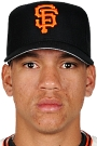 Ehire Adrianza - Jugador de béisbol de los San Francisco Giants