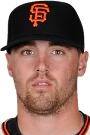Heath Hembree - Jugador de béisbol de los San Francisco Giants