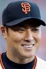 Kensuke Tanaka - Jugador de béisbol de los San Francisco Giants