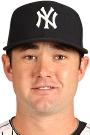 Preston Claiborne - Jugador de béisbol de los New York Yankees