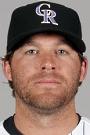 Brooks Brown - Jugador de béisbol de los Colorado Rockies