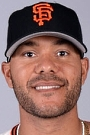 Chris Dominguez - Jugador de béisbol de los San Francisco Giants