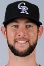 Chris Martin - Jugador de béisbol de los Colorado Rockies