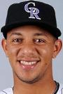 Cristhian Adames - Jugador de béisbol de los Colorado Rockies