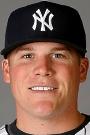 Branden Pinder - Jugador de béisbol de los New York Yankees