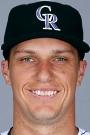 Dustin Garneau - Jugador de béisbol de los Colorado Rockies