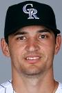 Jason Gurka - Jugador de béisbol de los Colorado Rockies