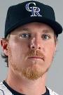 Jon Gray - Jugador de béisbol de los Colorado Rockies