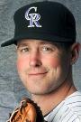 Scott Oberg - Jugador de béisbol de los Colorado Rockies