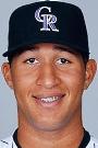 Carlos Estevez - Jugador de béisbol de los Colorado Rockies
