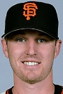 Chris Stratton - Jugador de béisbol de los San Francisco Giants