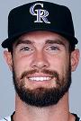 David Dahl - Jugador de béisbol de los Colorado Rockies