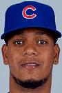 Felix Pena - Jugador de béisbol de los Chicago Cubs