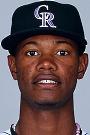 Raimel Tapia - Jugador de béisbol de los Colorado Rockies