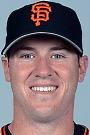 Ty Blach - Jugador de béisbol de los San Francisco Giants